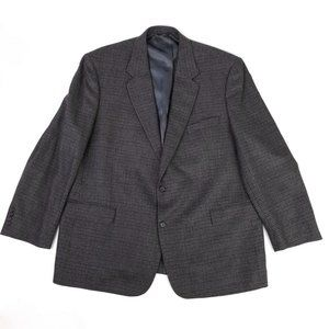 Brooks Brothers   Lambswool Houndstooth Blazer 50R